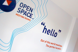 Open Space Meeting Rooms. Out of this world meetings. The perfect location. Malvern, Worcester, Worcestershire