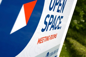 open space sign at the easy to find, accessible location in the heart of worcestershire. Located in Malvern, just outside of Worcester