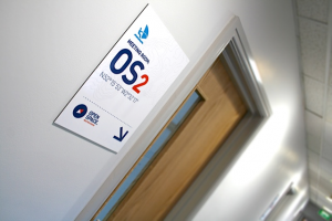 one of the four fantastic meeting rooms available at open space meeting rooms in malvern, worcester, worcestershire