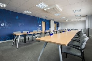 Open Space meeting room 3 (OS3) for 12-60 guests. Perfect location nearby worcester