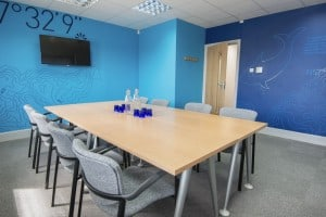 OS 1 - Open Space Meeting Room 1 for 2 to 14 guests. located in malvern, worcester