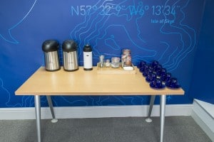 Tea and coffee Breaks | Open Space Meeting Rooms | out of this world meetings, the perfect location | malvern, worcester