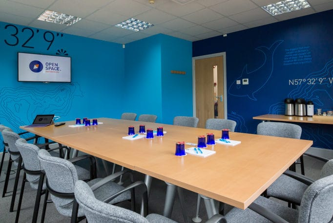 Open Space Rooms | OS1 Small/Medium Meeting Room